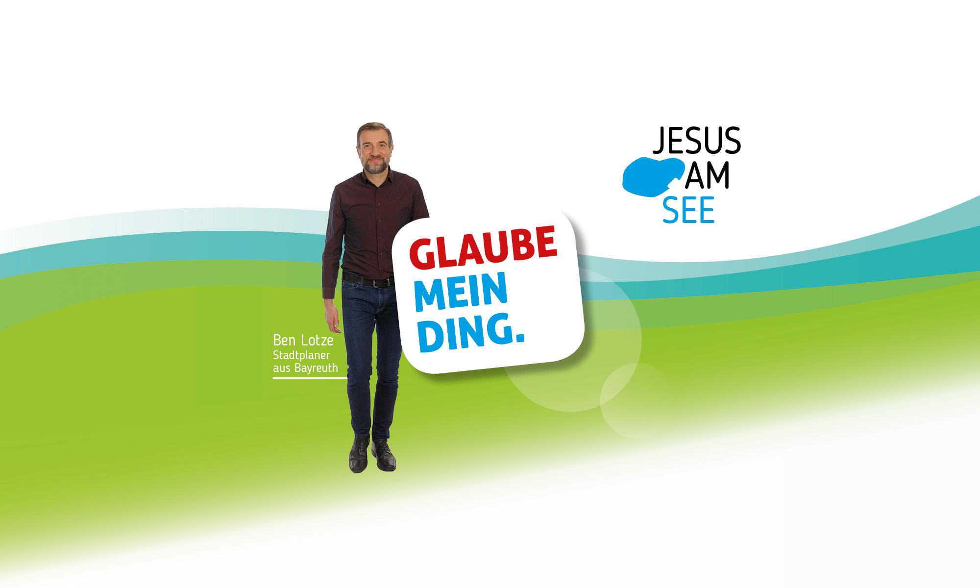 Jesus am See – Bayreuth 2018
