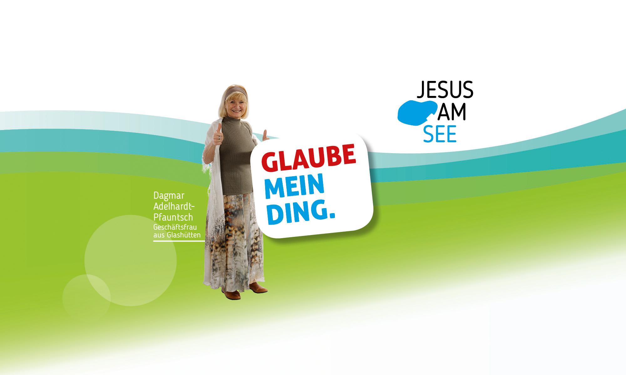 Jesus am See – Bayreuth 2020