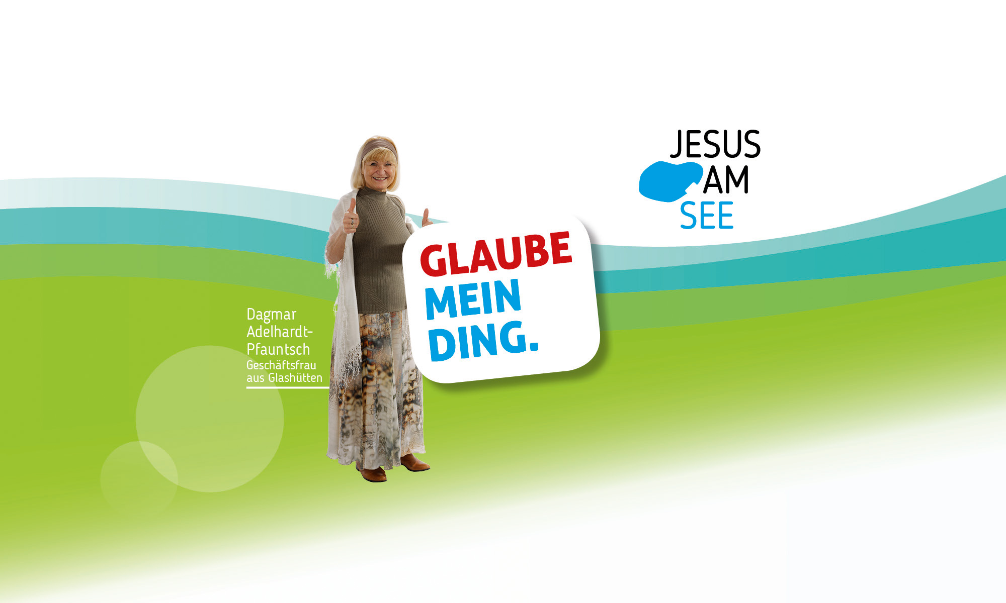 Jesus am See – Bayreuth